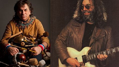 Interviews: A Chat With Jerry Garcia & Mickey Hart