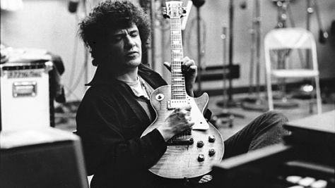 Blues: Mike Bloomfield at the Fillmore West, '69