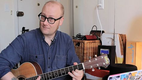 Mike Doughty's Daytrotter Set