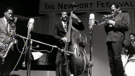 Miles Davis Quartet at '66 Newport