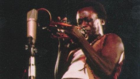 Miles Davis at Tanglewood