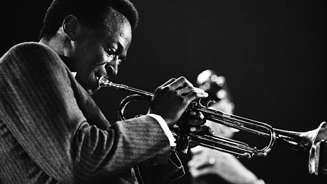 Miles Davis at '66 Newport