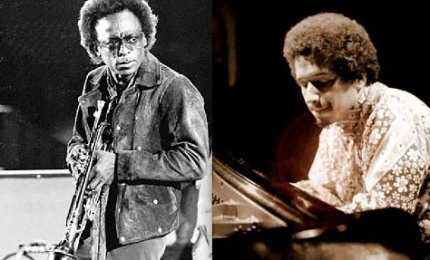 Miles With Keith Jarrett at the Fillmore