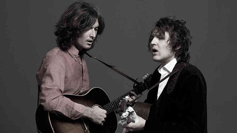 Two guitars, Two Voices: The Milk Carton Kids
