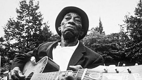 Mississippi John Hurt at the Ash Grove