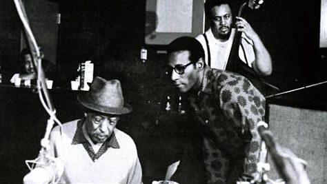 Duke, Max,  Mingus Record 'Money Jungle'