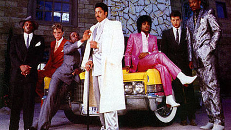 Morris Day & the Time at First Avenue