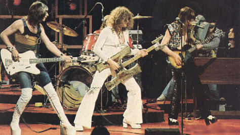 Rock: Mott the Hoople in NYC, 1974