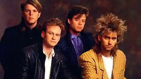 Rock: Mr. Mister at the Ritz, '85
