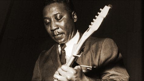 Blues: Muddy Waters at the Fillmore West, 1966