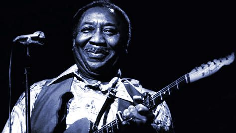 Blues: Muddy Waters in Newport, '69