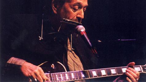 Blues: Charlie Musselwhite in Berkeley, '98