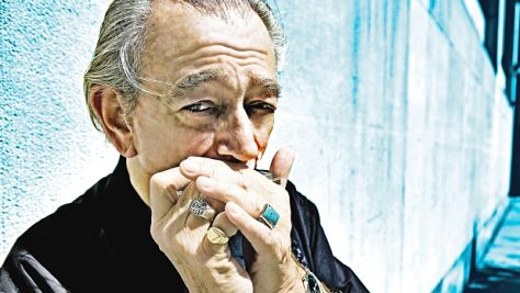 Blues: Charlie Musselwhite in Berkeley, '98