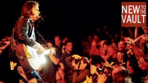Rock: New Video: Neil Young at the Cow Palace