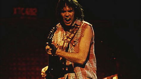 Uncut: Neil Young & Crazy Horse, 1986