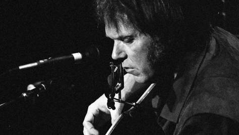 Neil Young & Crazy Horse: Global Citizens