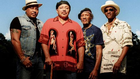 Rock: The Neville Brothers at Tipitina's, '91