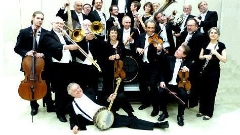 Jazz: New Leviathan Oriental Foxtrot Orchestra