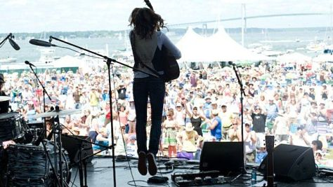 Folk & Bluegrass: 2015 Newport Folk Festival, Day 2