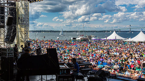 Jazz: Video: Best of Newport Jazz Festival, '85