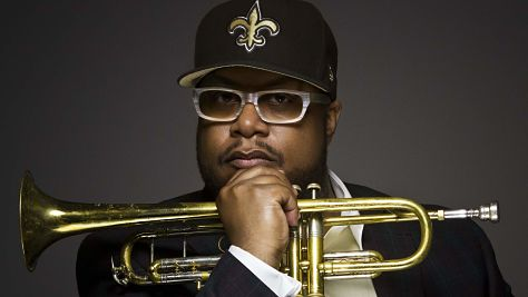 Jazz: Video: Nicholas Payton at Newport