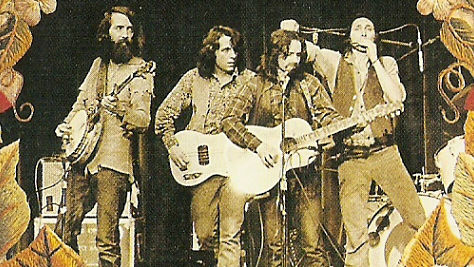 Vintage Nitty Gritty Dirt Band