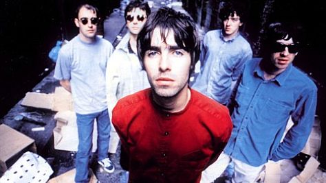 Rock: Oasis in Scotland, 1994