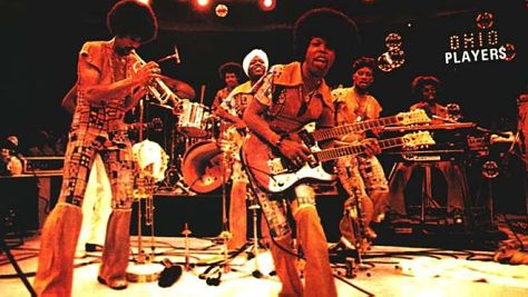 Funk Fridays: Ohio Players, '77
