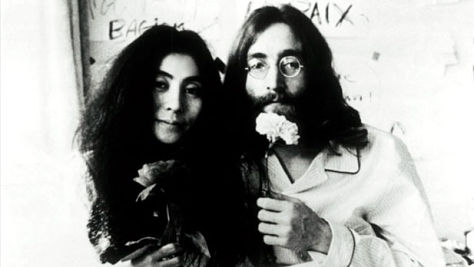 John and Yoko Live in 1972