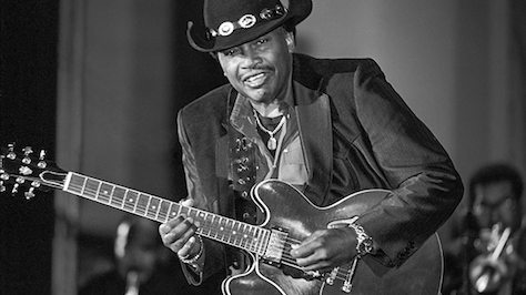 Blues: Otis Rush at Tramps, 1993