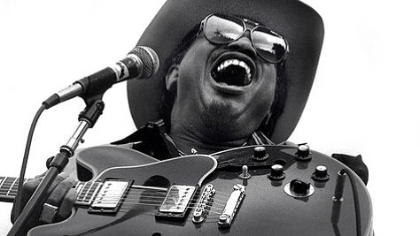 Otis Rush at Tramps, '95