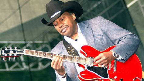 Blues: Otis Rush's Stinging Licks