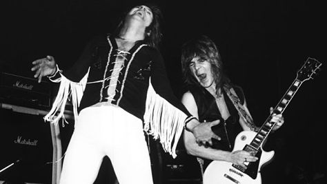 Rock: Ozzy and Randy!
