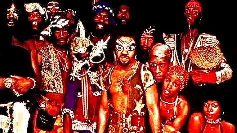 Rock: Video: P-Funk Under a Groove
