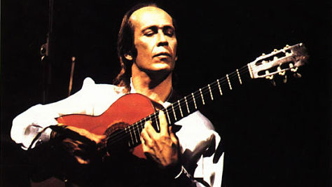 Paco de Lucia's Flamenco Flash