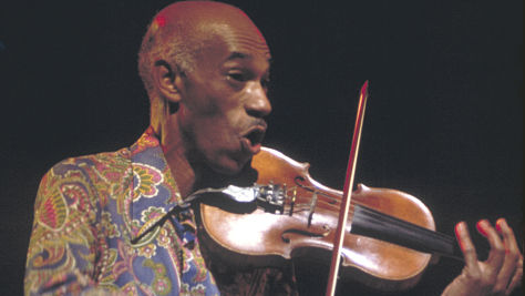 Papa John Creach Fiddles Around