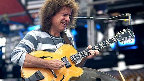 Pat Metheny's Early Triumph