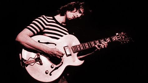 Pat Metheny at the Loft, '77