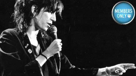 Featured: FREE Download: Patti Smith Group
