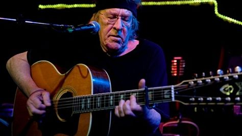 Folk & Bluegrass: Paul Kantner's Wooden Ships, '91