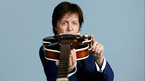 What's NEW With Paul McCartney?