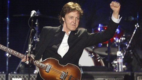 Rock: Paul McCartney Earns Another Honor