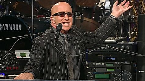 Rock: Paul Shaffer in Chicago, '88