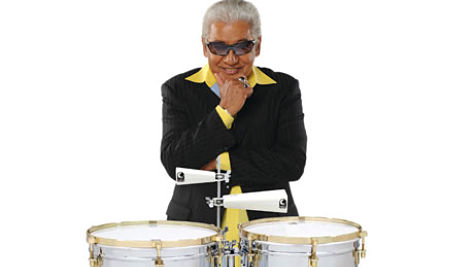 Jazz: Pete Escovedo's Percolating Rhythms