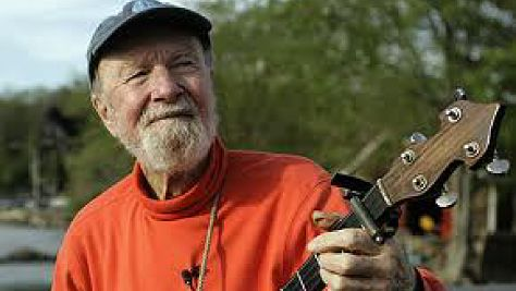 Folk & Bluegrass: Pete Seeger in New Hampshire