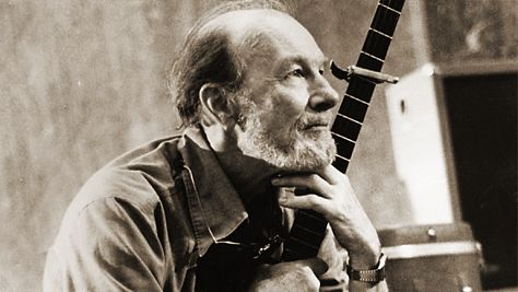 Folk & Bluegrass: Remembering Pete Seeger