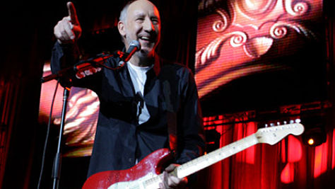 Video: Pete Townshend Gets Theatrical