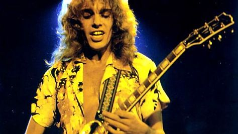 Rock: A Peter Frampton Birthday Playlist