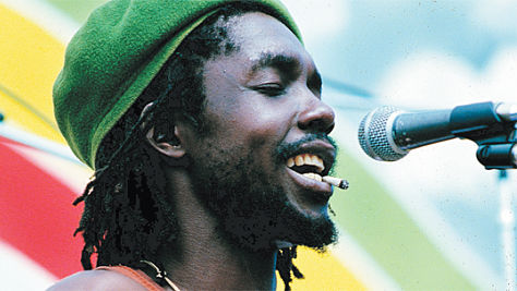 Peter Tosh at the Bayou in D.C.