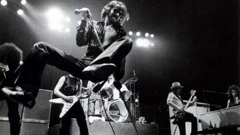 J. Geils Band at Great Gildersleeves